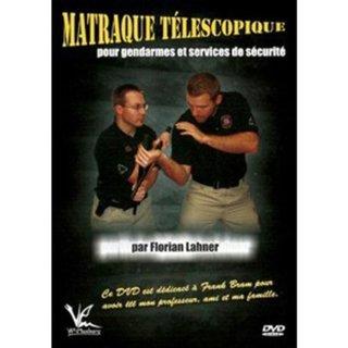 Telescopic Baton Staff DVD Florian Lahner Europe extendable tokushu keibo