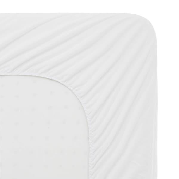 Sleep Tite Quilt 600 TC 100-percent Cotton Mattress Pad Waterproof Quilted Mattress Pad
