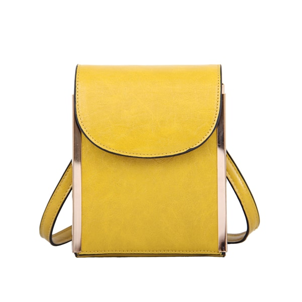 Mellow World Nimble Yellow Clutch