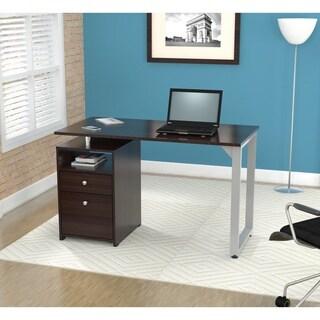 Inval Espresso Writing Desk