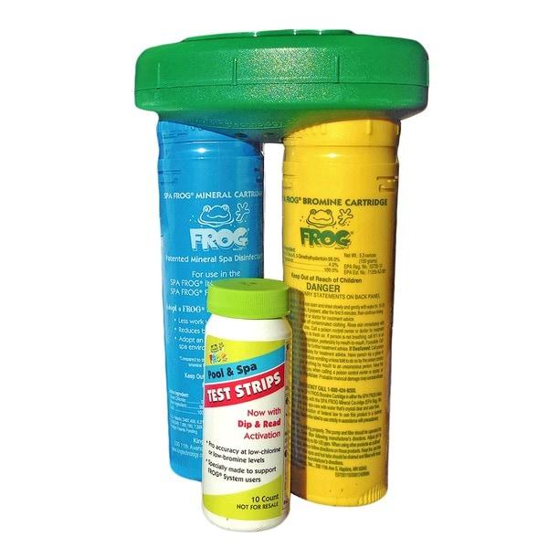 Spa Frog Mineral Kit