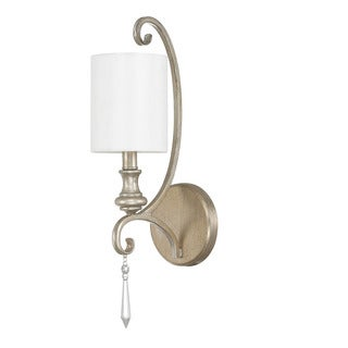 Austin Allen & Company Ansley Park Collection 1-light Iced Gold Wall Sconce