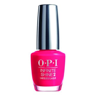 OPI Infinite Shine She Went On and On and On Nail Lacquer
