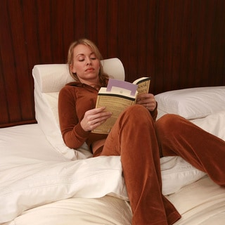 Bed Wedge Memory Foam Reading Pillow