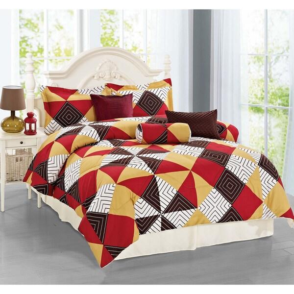 Journee Home 'Barcelona' 7-piece Comforter Set