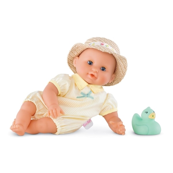 Bath and Water Play Baby Doll