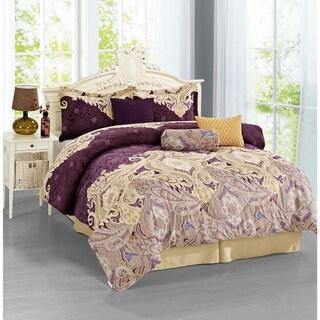 Journee Home 'Asturias' 7 pc Comforter Set