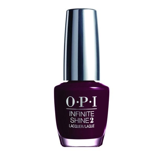 OPI Infinite Shine Raisin the Bar Nail Lacquer