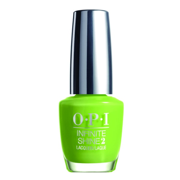 OPI Infinite Shine To the Finish Lime Nail Lacquer