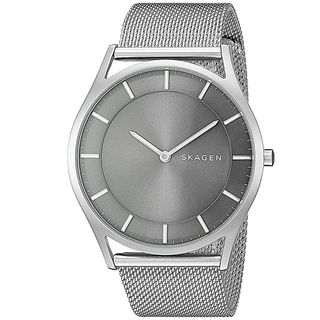 Skagen Men's SKW6239 'Holst Slim' Stainless Steel Watch