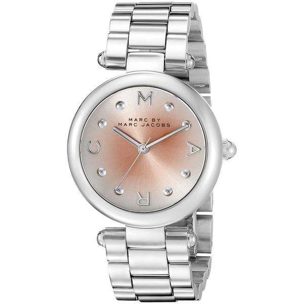 Marc Jacobs Women's MJ3447 'Dotty' Stainless Steel Watch