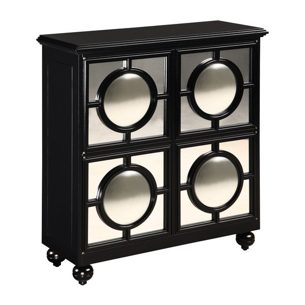 Mirage Black Cabinet