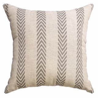 Campania Chevron Decorative 20-inch Throw Pillow (Set of 2)
