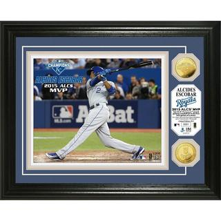"Kansas City Royals 2015 ALCS ""MVP"" Gold Coin Photo Mint"
