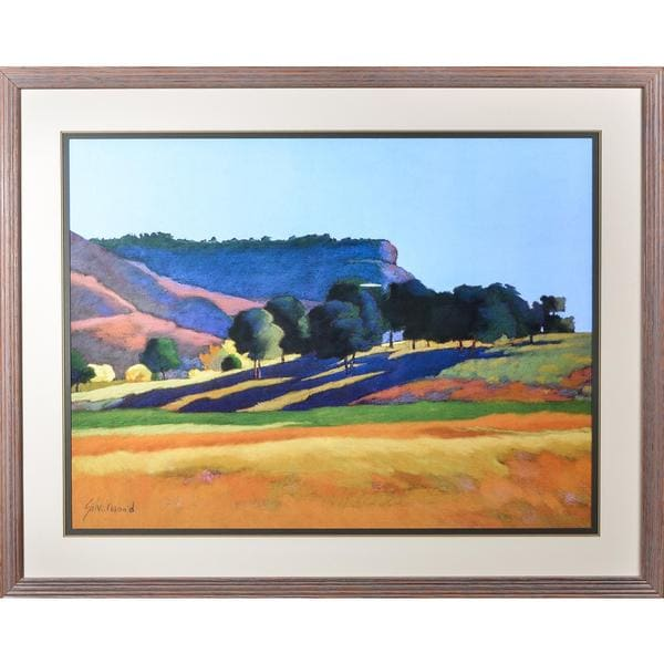 "Silverwood ""Blue Skies"" Framed Art"