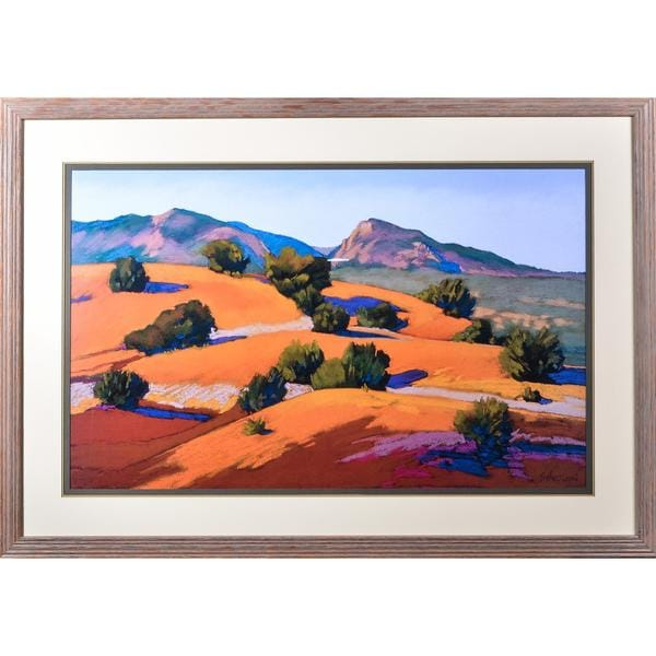 "Silverwood ""Juniper Hills"" Framed Art"