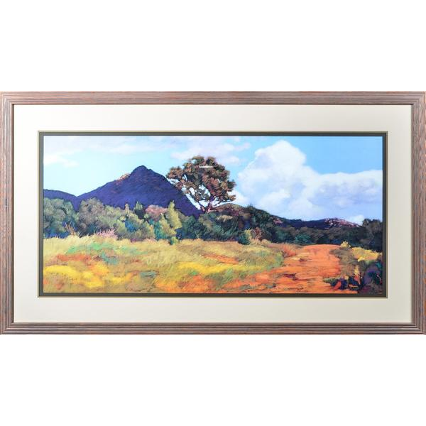 "Silverwood ""Summer VistaI"" Framed Art"