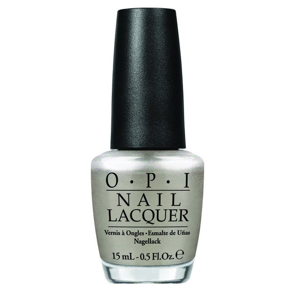 OPI 50 Shades Of Grey My Silk Tie Nail Lacquer