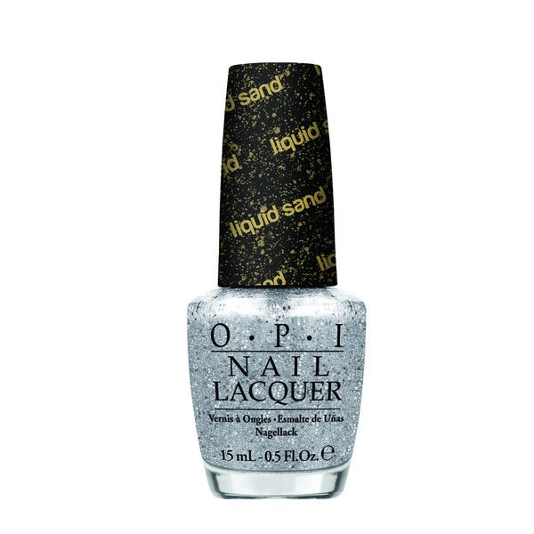 OPI Its Frosty Outside Nail Lacquer