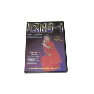 Chinese Shaolin Hsing-I martial arts DVD Master Lee Pai Yun RS67 kung fu gung