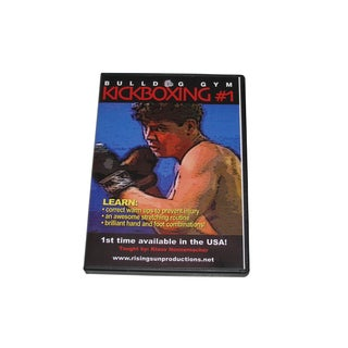 German Bulldog Gym Karate Kickboxing #1 DVD Nonnemacher Advanced Fighting thai