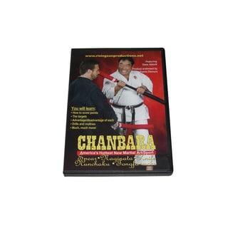 Chanbara Weapons Spear Naginata Bo Tonfa Knife Nunchaku DVD Dana Abbott RS77