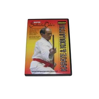 Okinawan Karate & Kobujutsu 20+ Katas Techniques DVD Sekichi Odo RS74 Eku Ninte