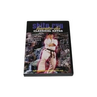 Japanese Kenwa Mabuni Shito Ryu Karate Do Classical Katas DVD Tomiyama #RS48