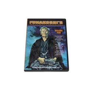 Gichin Funakoshi Shotokan Karate Do Katas #5 DVD RS34 Balzarro Semino Torre