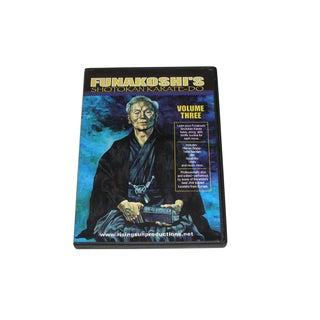 Gichin Funakoshi Shotokan Karate Do #3 DVD RS32 Balzarro Semino Torre