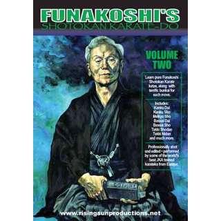 Gichin Funakoshi Shotokan Karate Do Bunkai #2 DVD Balzarro Semino Torre RS31