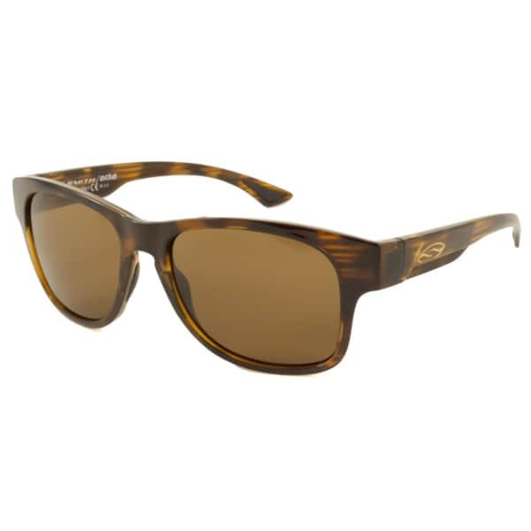 Smith Optics Men's/Unisex Wayward Polarized/ Rectangular Sunglasses