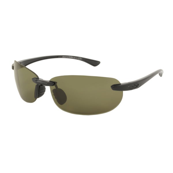 Smith Optics Men's Turnkey Polarized/ Wrap Sunglasses 16562180