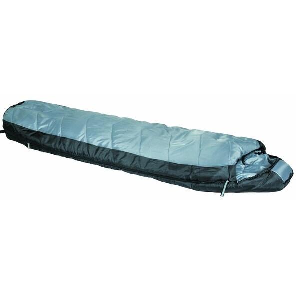 North Star Sub Zero Bag with -15 Degree F Black/Silver