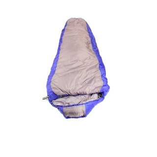 North Star 2.5 CoreTech Sleeping Bag Blue/Silver