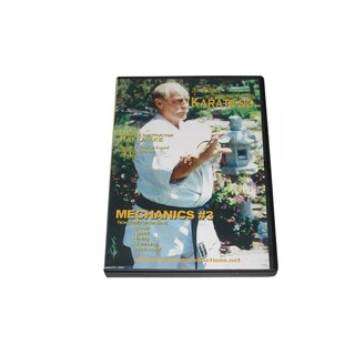 Hidetaka Nishiyama Shotokan Karate-Do Mechanics #3 DVD Ray Dalke secrets
