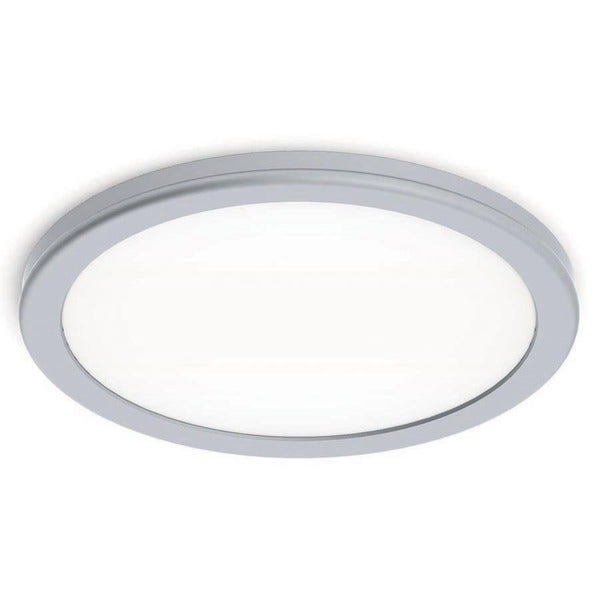 Geos 10 Inch Warm White LED Flush Mount