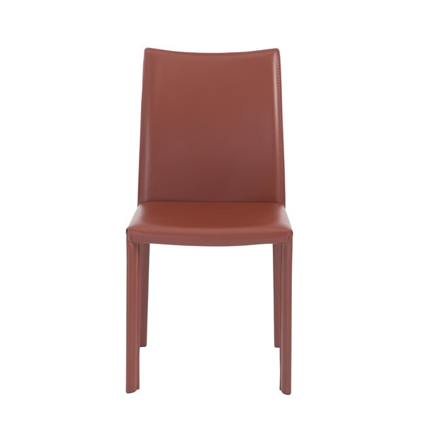 Molly Terracotta Side Chairs (Set of 4)