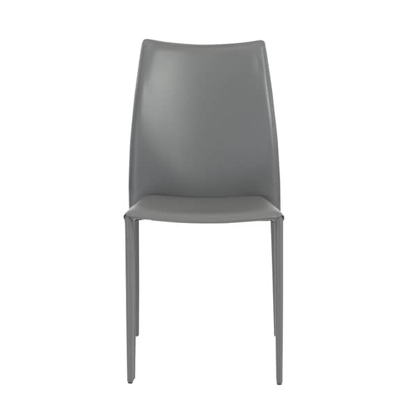 Dalia Side Chair (Set of 4) - Grey