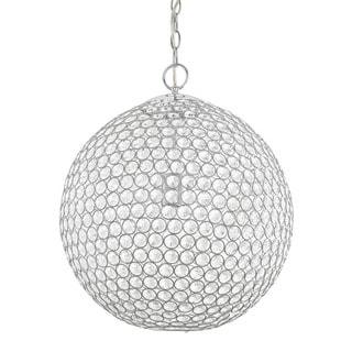 Austin Allen & Company Modern 1-light Chrome Pendant