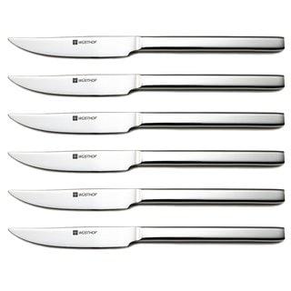 Wusthof Stainless 6-Piece Steak Knife Set