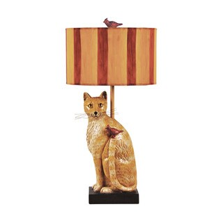 Sterling Cats Meow Table Lamp
