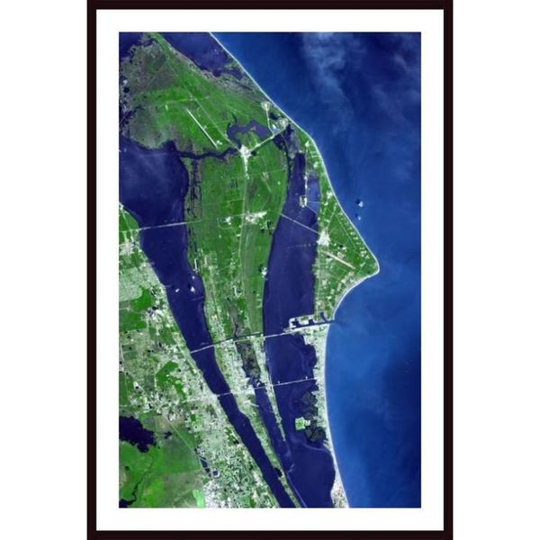 Stocktrek Images 'The John F. Kennedy Space Center, America's Spaceport' Framed Art