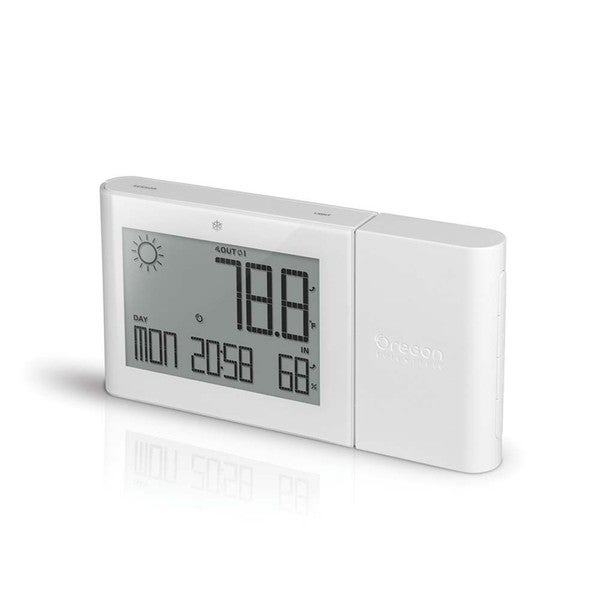 Oregon Scientific Alize Weather Station Standard Version- White
