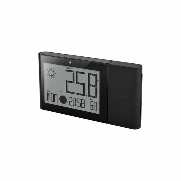 Oregon Scientific Aliz Weather Station Advanced Version - Black