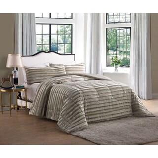 VCNY Faux Fur Comforter