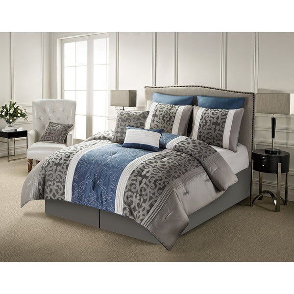 Vivaldi 8-piece Comforter Set