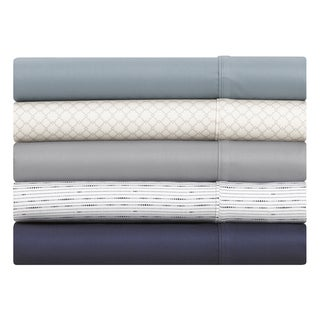 Carson Carrington Svenstrup 300 Thread Count Certified Organic Bed Sheet Set