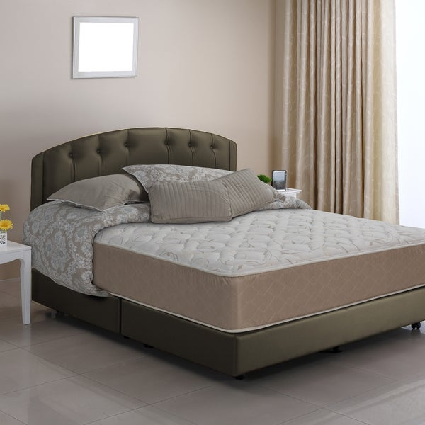 Gemini Flippable Queen-size Innerspring Mattress