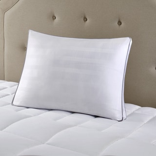 Madison Park 400 Thread Count Cotton Dobby Down Alternative Pillow